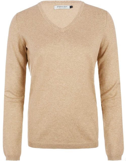Cotton Cashmere V-hals