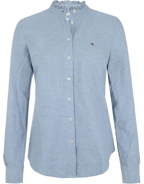 Oxford Reg LS Shirt