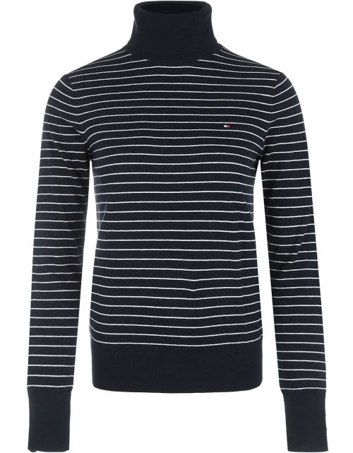 Roll-NK Sweater LS