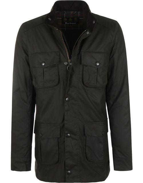 Corbridge Wax Coat