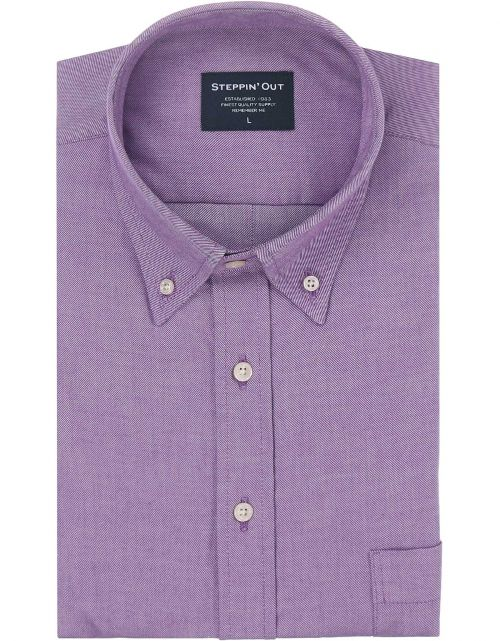 Brushed Cotton Button Down