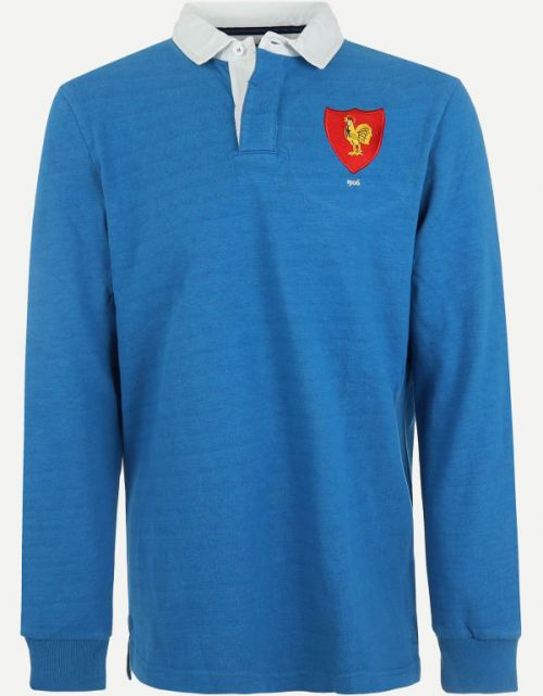 France 1906 Rugby Shirt
