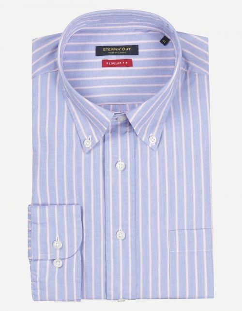 Regular Fit Button Down Shirt
