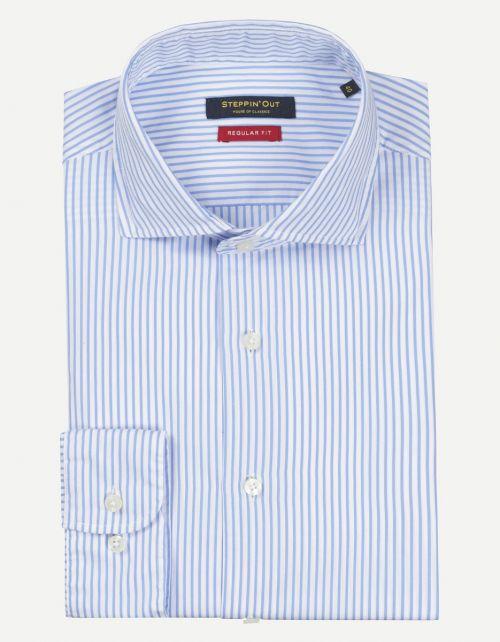 Regular Fit Cutaway Shirt