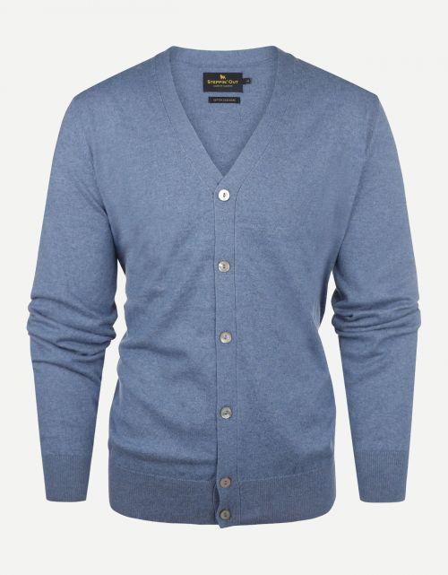 Cotton Cashmere Vest