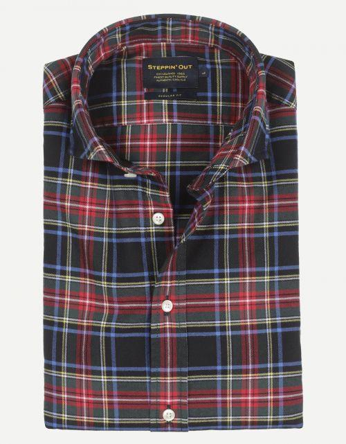 Brushed Cotton Highland Checks