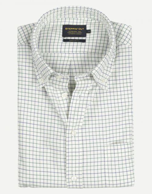Brushed Cotton Button Shirt
