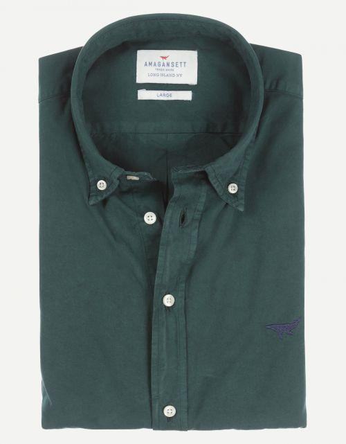 Garment Dye Twill Shirt