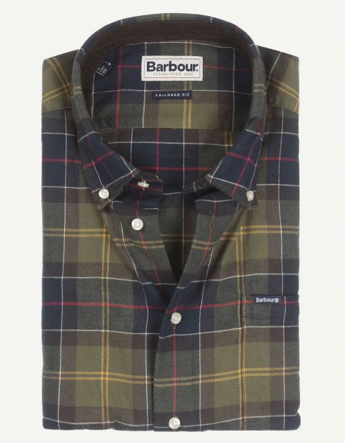 Fortrose Tailored Shirt