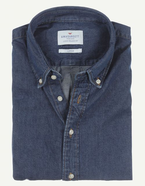 Denim Shirt Button Down