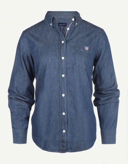 Regular Denim Shirt