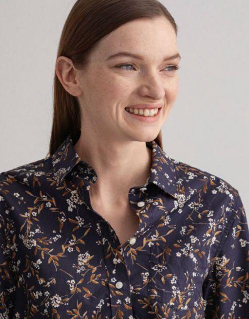 Regular Rose Bud Shirt