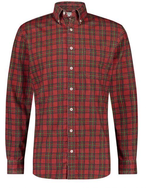 McG RF Tartan Cord Shirt