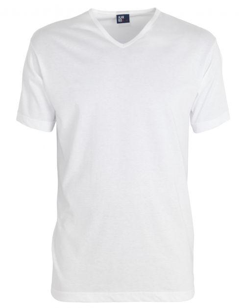 Vermont V-hals T-shirt 2-pack
