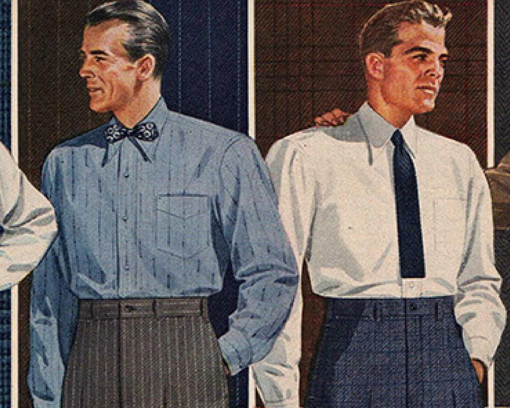 De stoffen van Steppin' Out overhemden