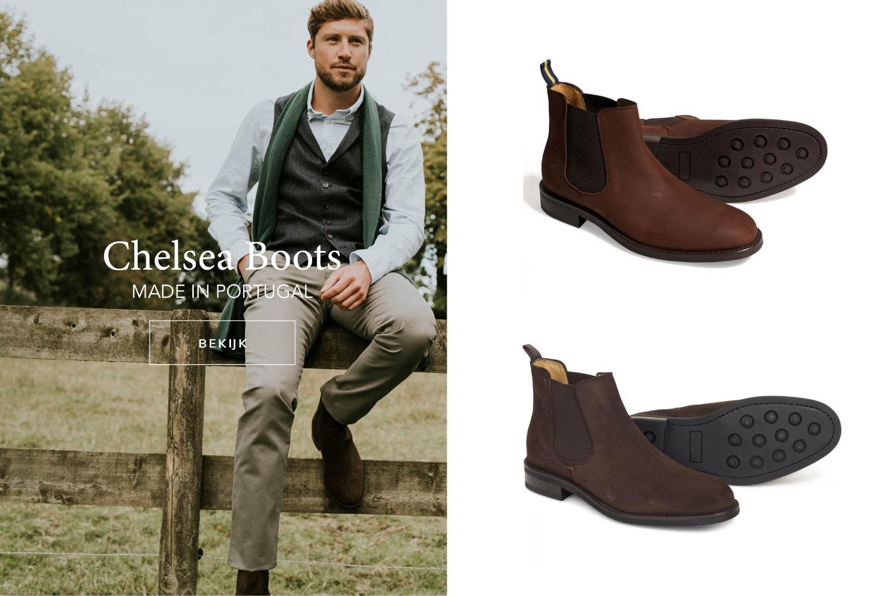 Shoe guide Chelsea Boot