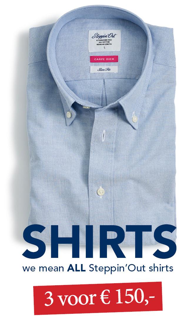 Shirts Actie