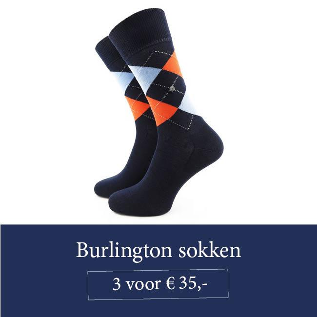 actie burlington sokken
