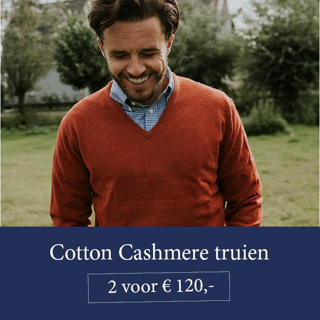 Actie cotton cashmere
